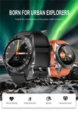 LIGE - Wearfit 2.0 Waterproof Smartwatch