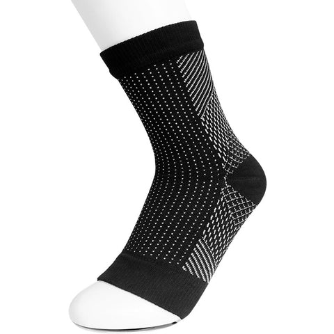 Anti Fatigue Open Toe Compression Socks for Men and Women