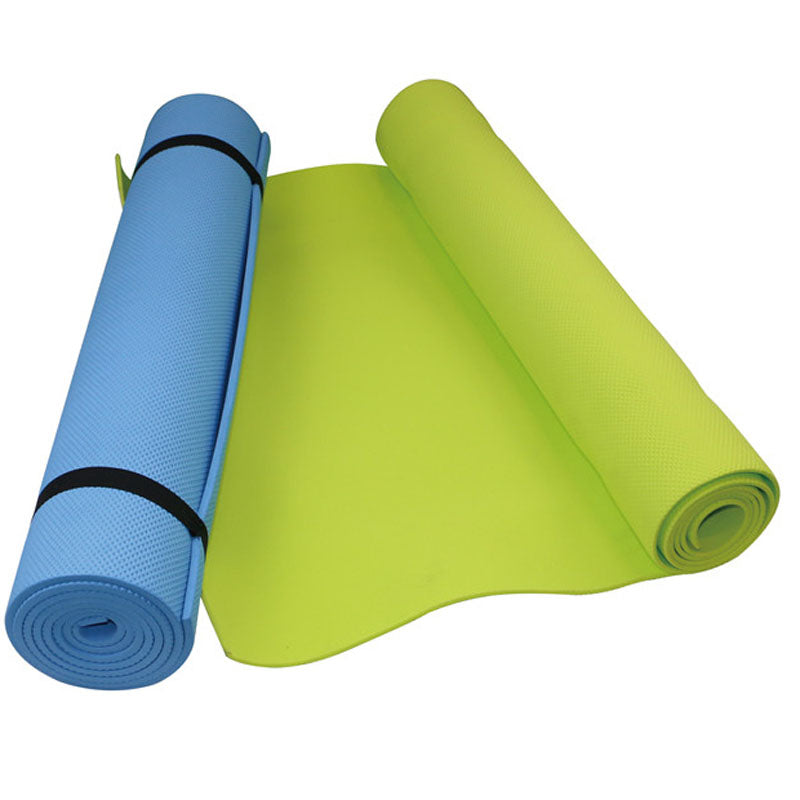Yoga 6MM Thick  EVA Comfort Foam Yoga Mat for Exercise and Pilates