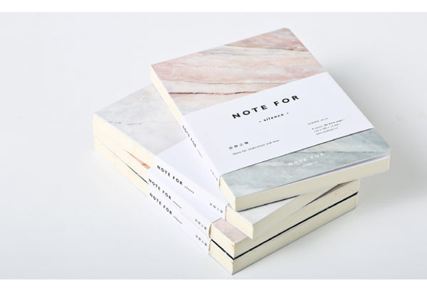 Marble Design Notebook