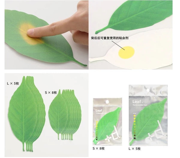 Leaf Thermometers