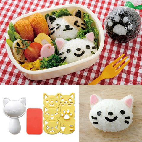 Cat Rice Mold Kit