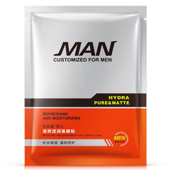 Moisturizing Sheet Mask for Men