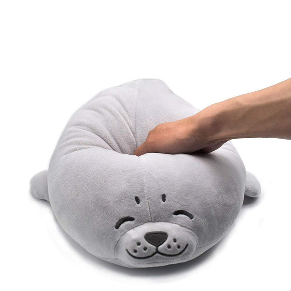 Plush Seal Pillow