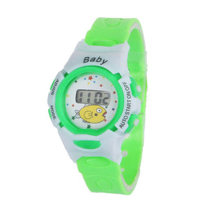 GENVIVIA Brand Kids WatchColorful Boys Girls Students Watch 2017 New Cheap Sport Watches For Gift Electronic Digital WristWatch