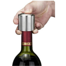 Load image into Gallery viewer, Stainless Steel Vacuum Wine Sealer
