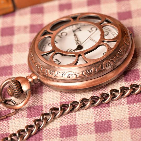 Pocket Watch Beautiful Keepsake