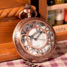 Load image into Gallery viewer, Pocket Watch Beautiful Keepsake