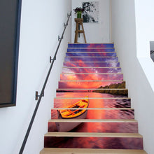 Load image into Gallery viewer, Stairs Sticker Ceramic Tiles Patterns