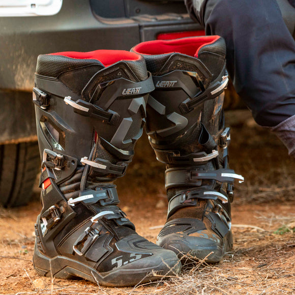 Leatt GPX 5.5 Flexlock Boots - AVAILABLE NOW!