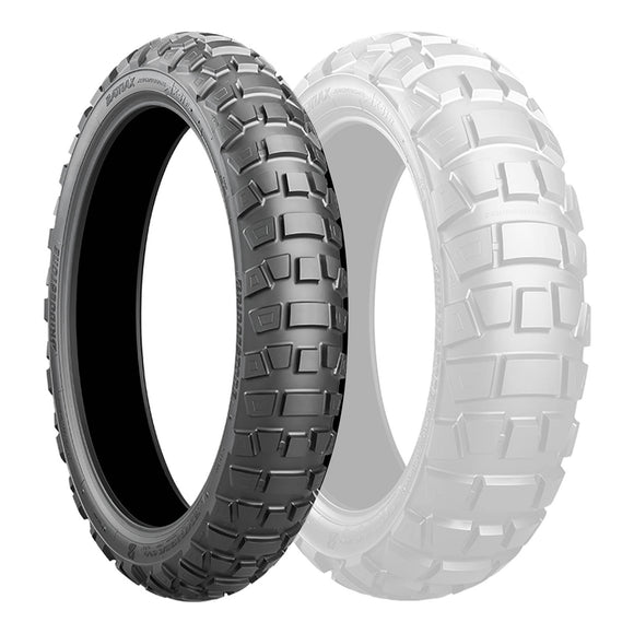 BRIDGESTONE 100/90x19 ADVENTURECROSS AX41 TL FRONT