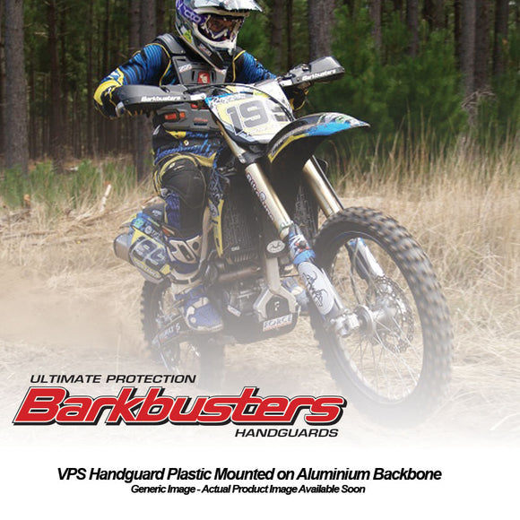 BARKBUSTERS HANDGUARD VPS - BLU (PLASTIC GUARD ONLY)