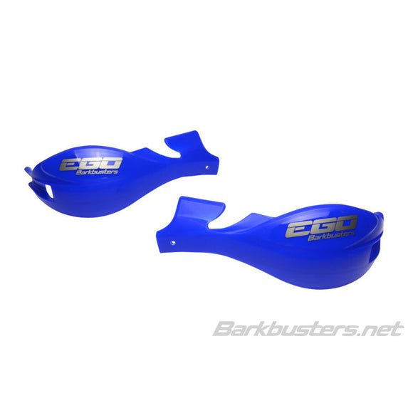 BARKBUSTERS HANDGUARD EGO - BLU (PLASTIC GUARD ONLY)