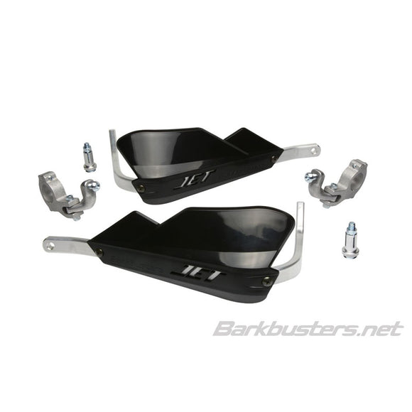 BARKBUSTERS HANDGUARD JET Tapered H/Bars - BLK