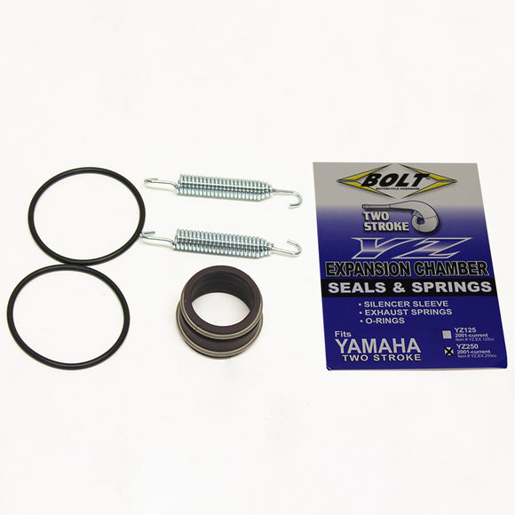 BOLT EXHAUST O-RING PACK YAM YZ250 01-