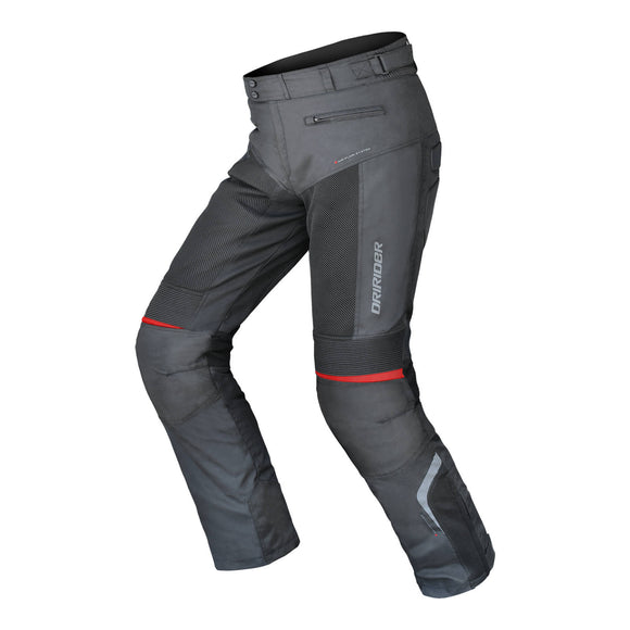 DRIRIDER AIR-RIDE 2 VENTED PANTS - BLACK