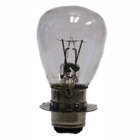 BULBS 12V 45/45W H/L Three Pin (A3864) (Pkt of 10)