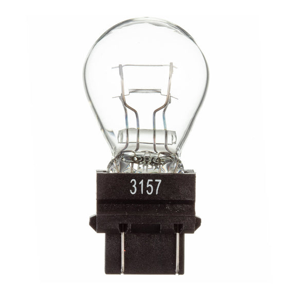 BULBS 12V 27/7W T/L Wedge base (Pkt=10)