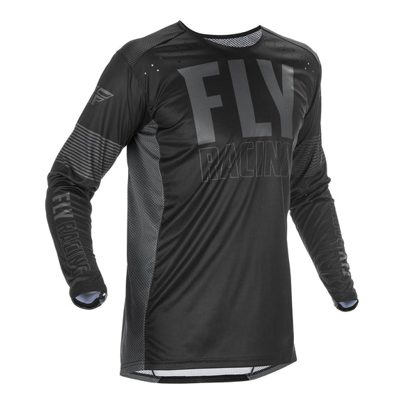 Fly 2021 Lite Hydrogen Jersey - Black / Grey