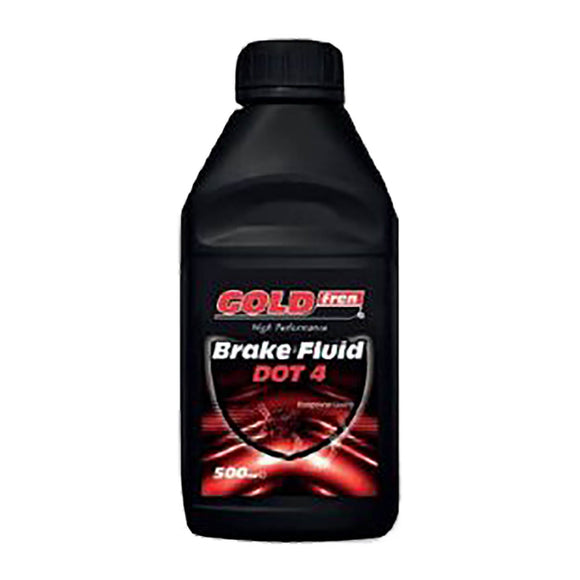 GOLDFREN BRAKE FLUID 260 DOT4 500ml