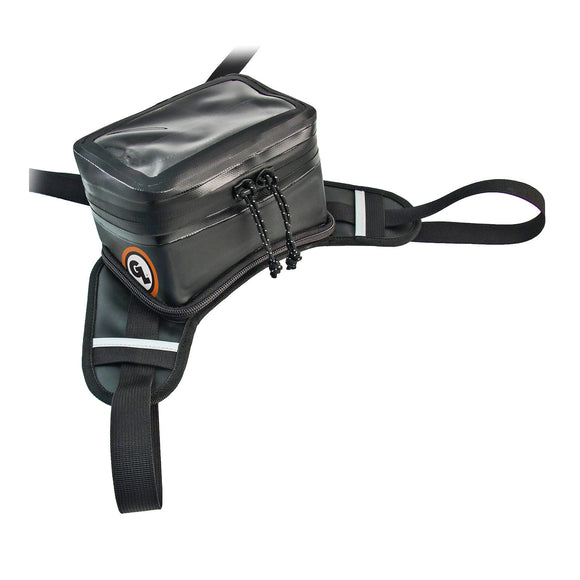 GIANT LOOP BUCKIN' ROLL TANK BAG - BLK