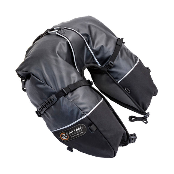 GIANT LOOP COYOTE SADDLEBAG - BLK