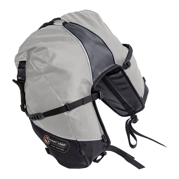 GIANT LOOP GREAT BASIN SADDLEBAG - GRY