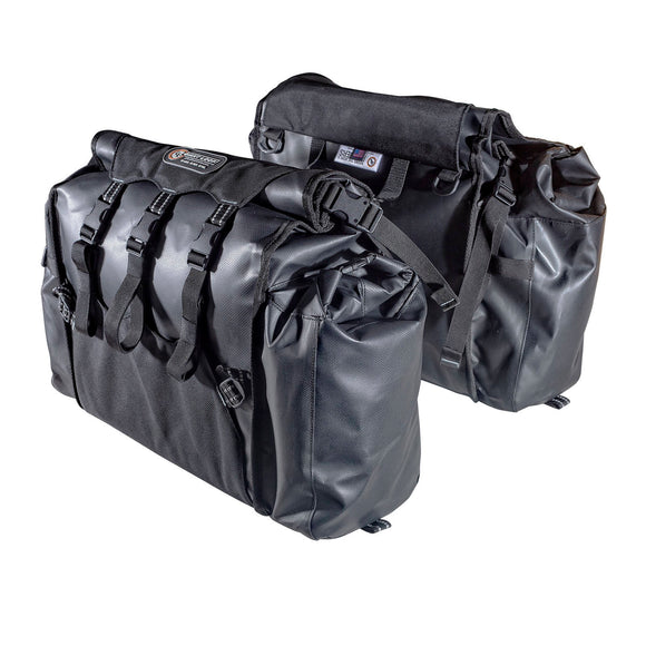 GIANT LOOP ROUND THE WORLD PANNIERS - BLK