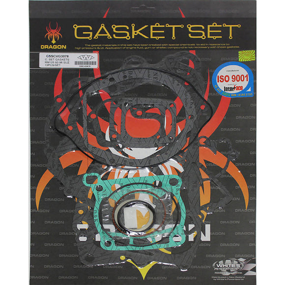 WHITES GASKET SET COMPLETE SUZ RM125 92-96