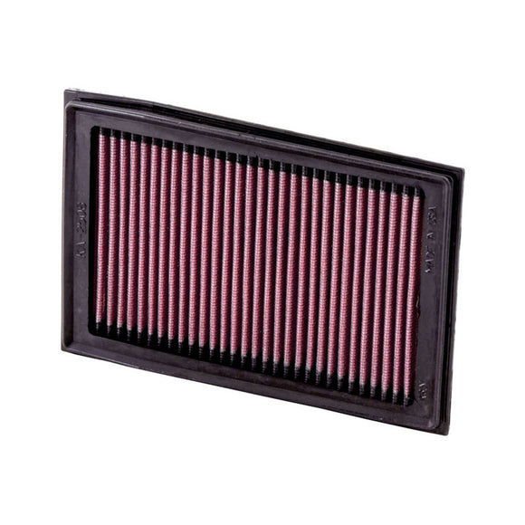 K&N REPLACEMENT AIR FILTER EX250R/300R Ninja 08-