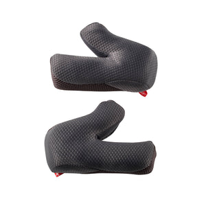 LEATT HELMET CHEEK PADS GPX 4.5/5.5/6.5  XL/2XL OPTION 48mm