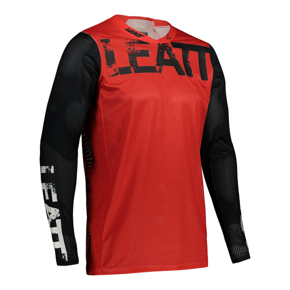LEATT 2021 GPX 4.5 LITE X-FLOW JERSEY - RED