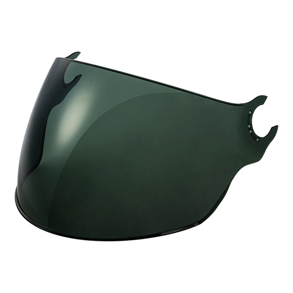 LS2 OF562 AIRFLOW VISOR 'LONG' LIGHT TINT