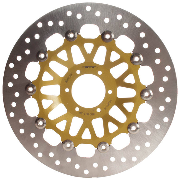 MTX BRAKE ROTOR FLOATING TYPE LH