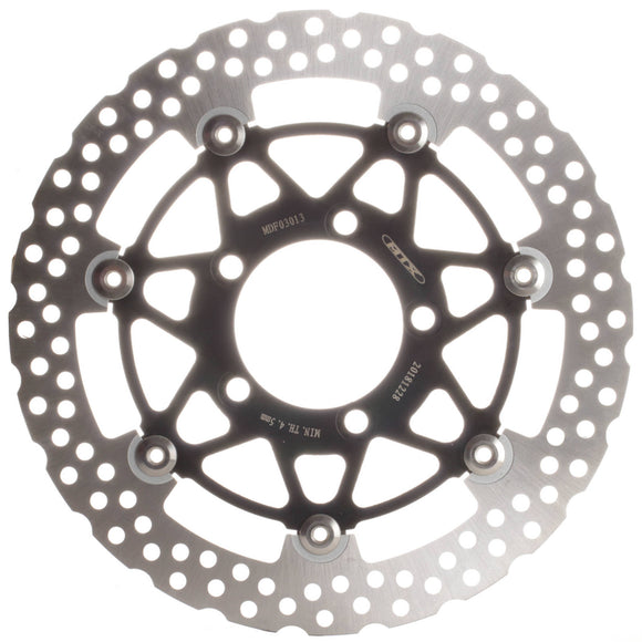 MTX BRAKE ROTOR FLOATING WAVE TYPE