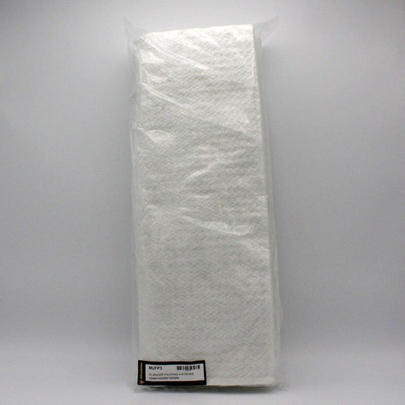 WHITES MUFFLER PACKING S GLASS FIBRE MAT
