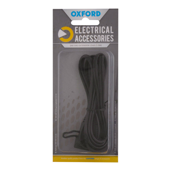 OXFORD SAE EXTENSION LEAD 1.5M