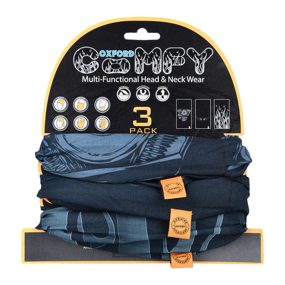 OXFORD COMFY HD GRAPHICS 3PACK