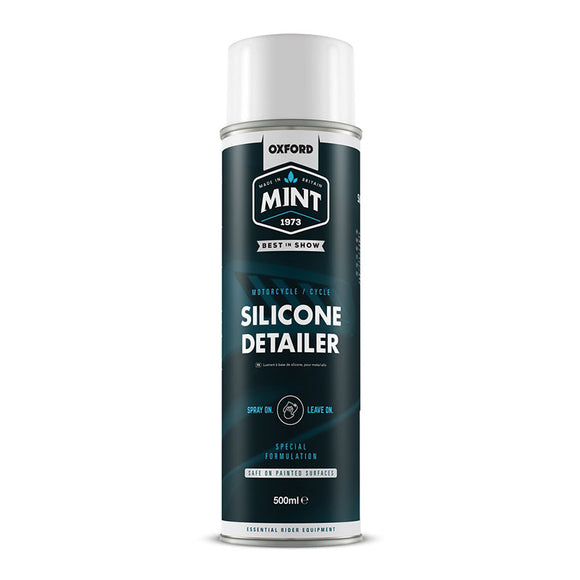OXFORD MINT SILICONE DETAILER SPRAY 500ml
