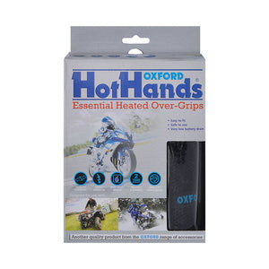 OXFORD HOT HANDS HEATED GRIP COVERS