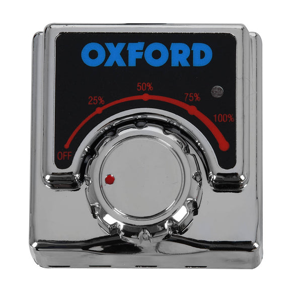 OXFORD HOT GRIPS REPL. CHR SWITCH FOR ESSENTIAL CRUISER GRIP