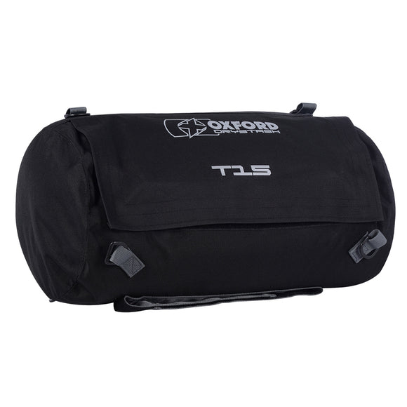 OXFORD DRYSTASH T15 WP ROLL BAG BLK 15L