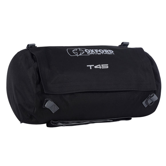 OXFORD DRYSTASH T45 WP ROLL BAG BLK 45L