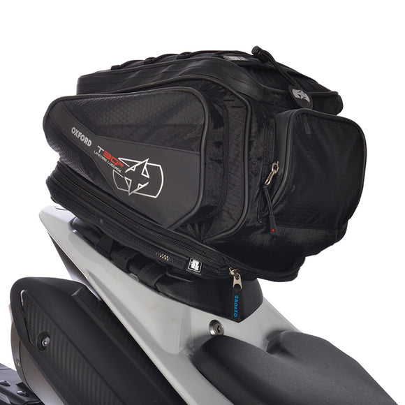 OXFORD T30R TAIL PACK BLK