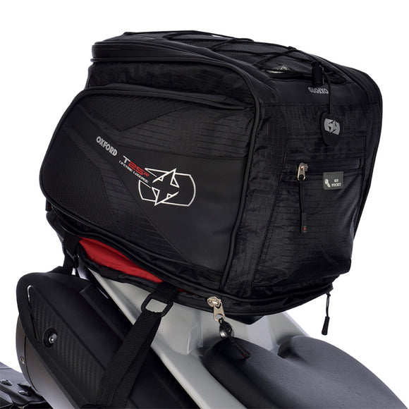 OXFORD T25R TAIL PACK BLK