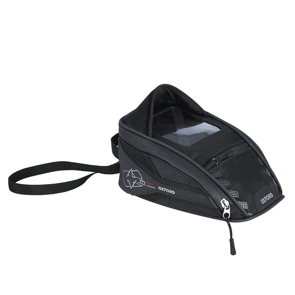 OXFORD M2R MICRO TANK BAG BLK  ( NEW )