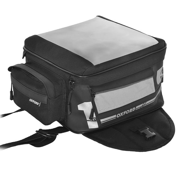 OXFORD F1 LUGGAGE M18 MAGNETIC TANK BAG BLK