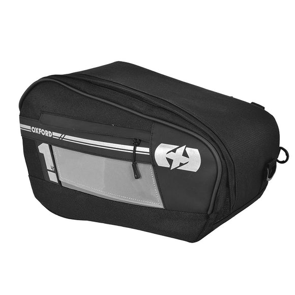 OXFORD F1 LUGGAGE P45 SPORTS PANNIERS PR BLK