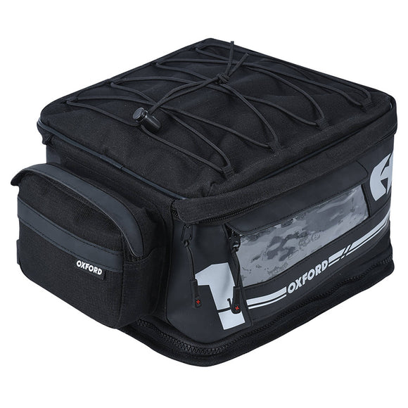OXFORD F1 LUGGAGE T18 TAIL PACK BLK