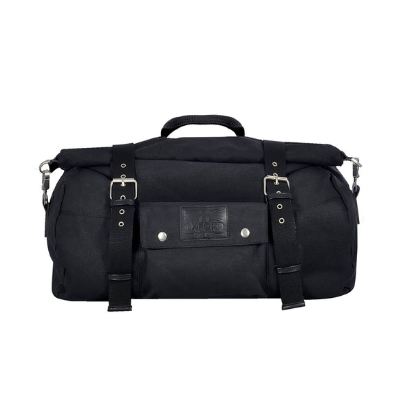OXFORD HERITAGE 20L ROLL BAG BLK